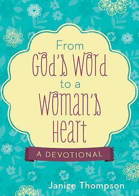 Picture of From God's Word to a Woman's Heart