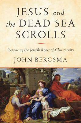 Picture of Jesus and the Dead Sea Scrolls