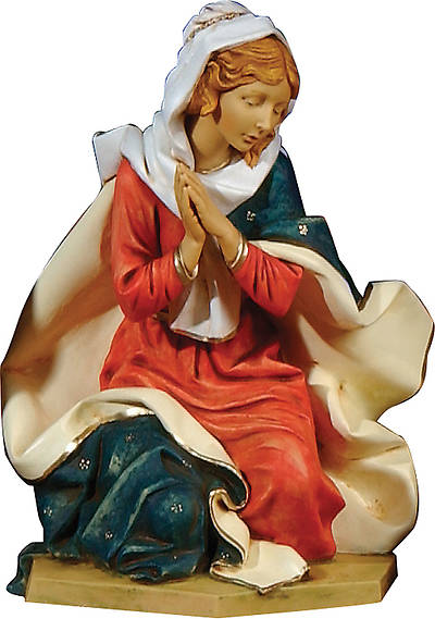 "Picture of Fontanini Nativity - 27"" Scale - Mary Nativity"