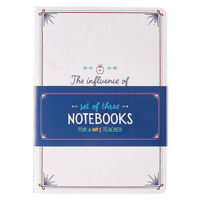3 Piece Large Notebook Set