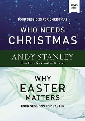 Who Needs Christmas/Why Easter Matters Video Study DVD
