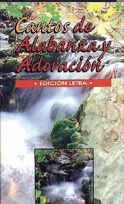 Picture of Cantos de Alabanza y Adoracion Himnario Bilingüe edicion para banca