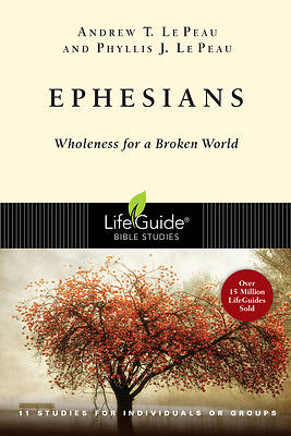 Picture of LifeGuide Bible Study - Ephesians