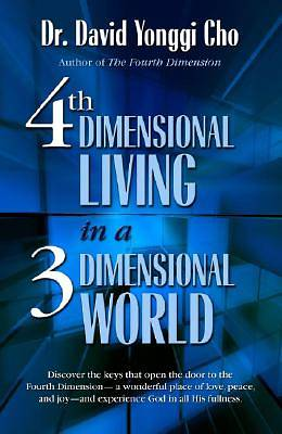 Picture of 4th Dimensional Living in a 3 Dimensional World