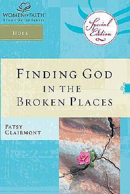 Picture of Finding God in the Broken Places