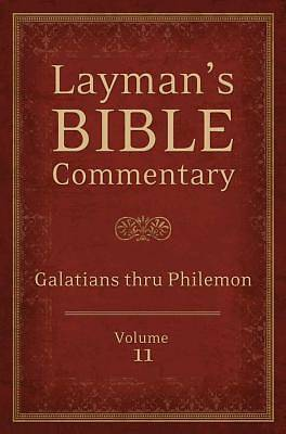 Laymans Bible Commentary Vol. 11