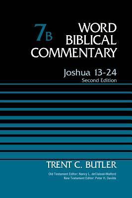 Picture of Joshua 13-24, Volume 7b