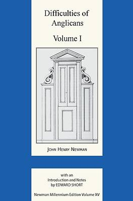 Picture of Difficulties of Anglicans Volume I