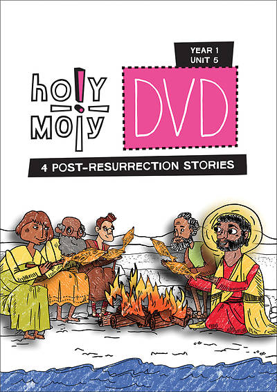 Holy Moly Grades K-4 DVD Year 1 Unit 5