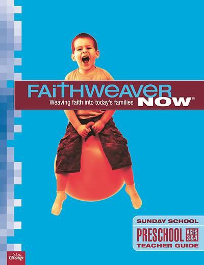 Picture of FaithWeaver Now Preschool Teacher Fall 2021