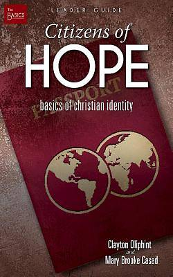 Picture of Citizens of Hope Leader Guide - eBook [ePub]