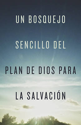 Picture of A Simple Outline of God's Way of Salvation (Spanish, Pack of 25)