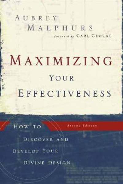 Maximizing Your Effectiveness