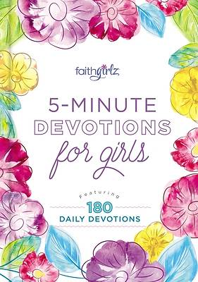 Picture of 5-Minute Devotions for Girls