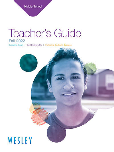 Wesley Middle School Teachers Guide Fall