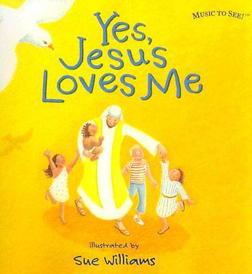 Yes, Jesus Loves Me