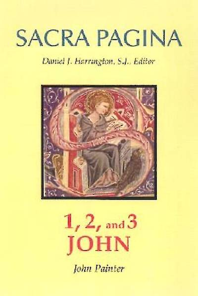 Picture of 1  2 and 3 John Volume 18