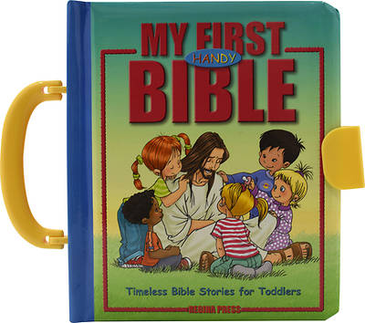Picture of My Catholic Board Book Bible