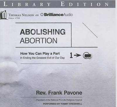 Picture of Abolishing Abortion