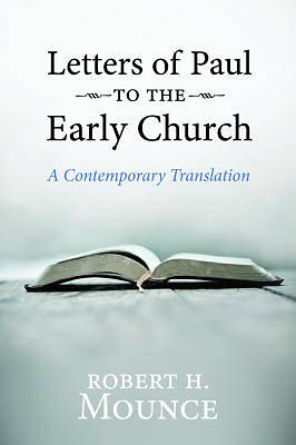 Letters of Paul to the Early Church