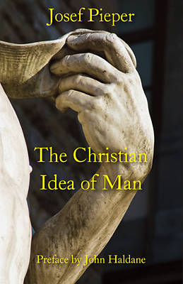 Picture of The Christian Idea of Man