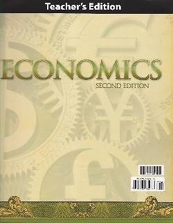 Economics Grade 12 Teachers Edition 2nd Edition