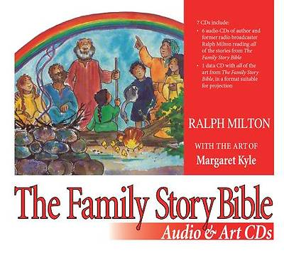 Picture of The Family Story Bible Audio & Art CDs