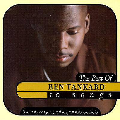 Picture of The Best of Ben Tankard CD