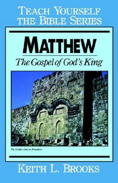 Matthew- Bible Study Guide