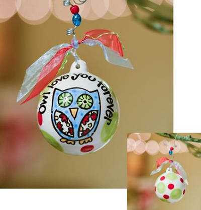 Owl Love You Forever Ornament