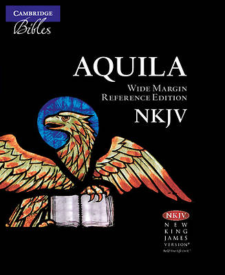 Picture of NKJV Wide Margin Reference Bible