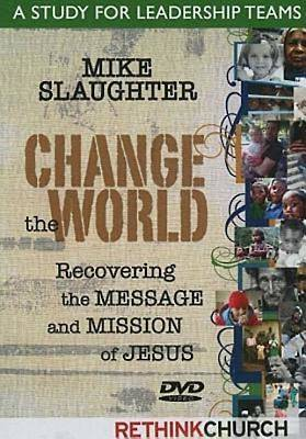Change the World DVD