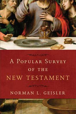 Picture of A Popular Survey of the New Testament