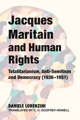 Picture of Jacques Maritain and Human Rights