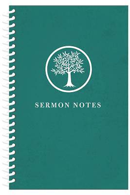 Picture of Sermon Notes Journal [olive Tree]
