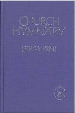 Church Hymnary 4 Large Print Words Edition