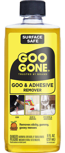 Goo Gone Original Cleaner - 8 Fluid oz.