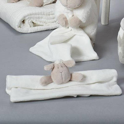 Picture of Baby Gift Set- Sheep Toy With  Blanket