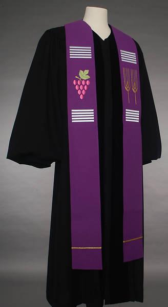 Picture of Jubilee 4800 Series Purple Stole