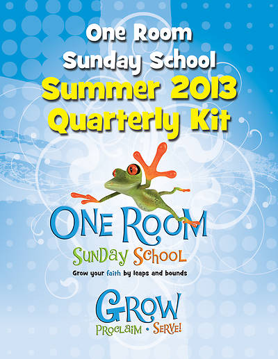 One Room Sunday School Kit Summer 2013