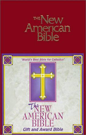 Picture of New American Bible Gift and Award