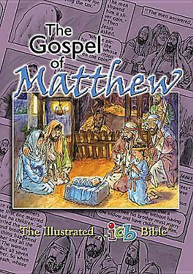The Illustrated Bible:  Matthew