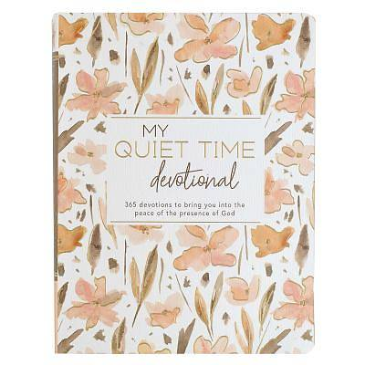Devotional My Quiet Time Softcover