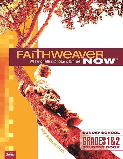 Picture of FaithWeaver Now Grade 1-2 Student Fall 2021