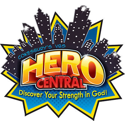 Vacation Bible School 2017 VBS Hero Central Adventure Video Session 5 - Gods Heroes Have Power - Opening Streaming Video