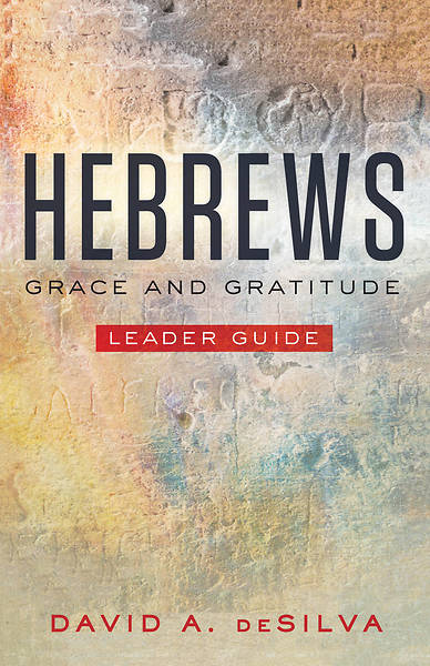 Picture of Hebrews Leader Guide