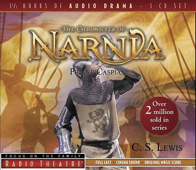 Picture of Prince Caspian (3 CD's)