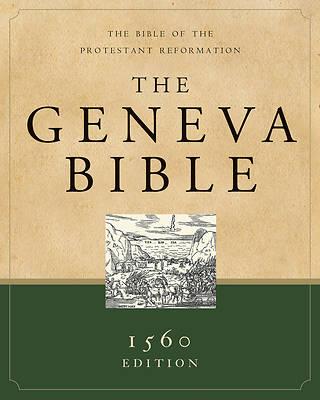 Picture of Geneva Bible-OE