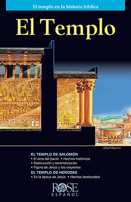 Picture of El Templo, Folleto (the Temple, Pamphlet)