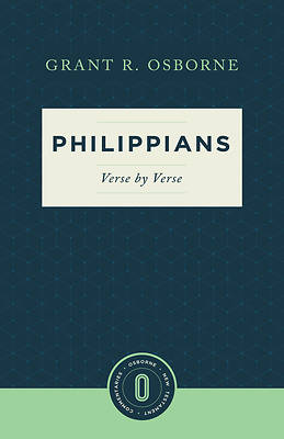 Picture of Philippians Verse by Verse